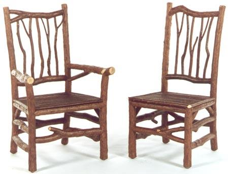 Taos Arm Chair and Side Chair