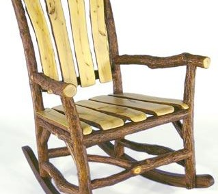Taos Arm Chair Rocker