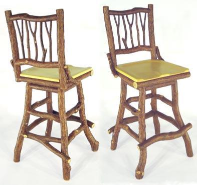 Taos Bar Stool with Swivel Seat