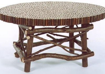 Frontier Oval Coffee Table