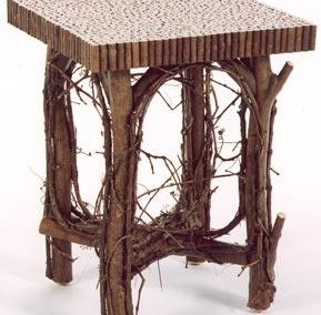 Bramble End Table