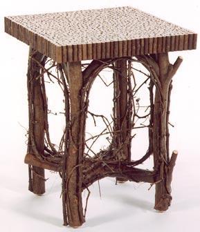 Bramble End Table