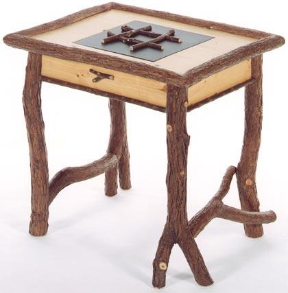 Backwoods Game Table