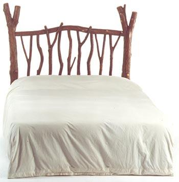 Backwoods Headboard