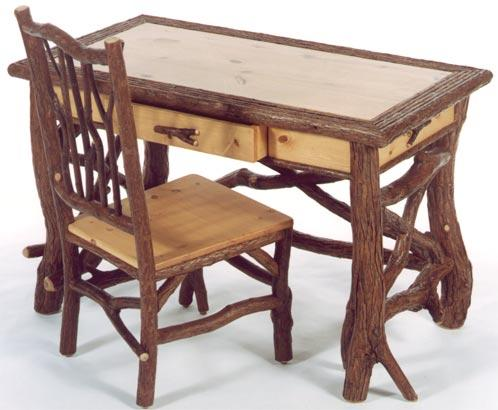 Pine and Willow Desk