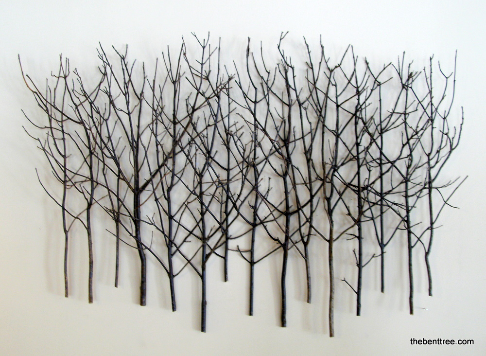 Forest Glen Wall Sculpture–Large